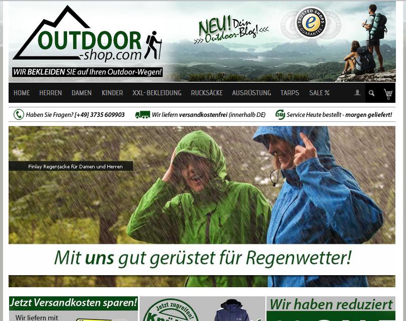 outdoor-shop.com Gutschein