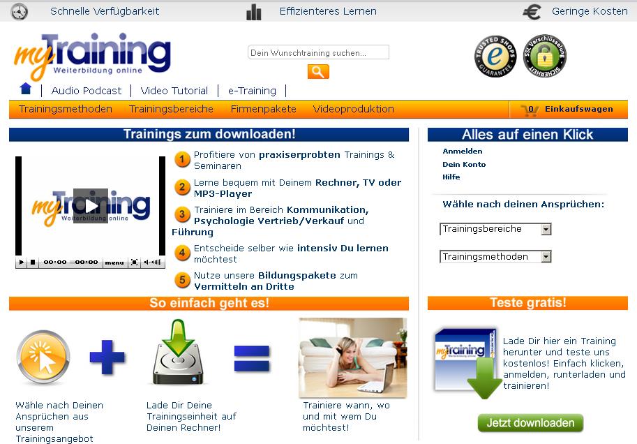 mytraining-online.de Gutschein