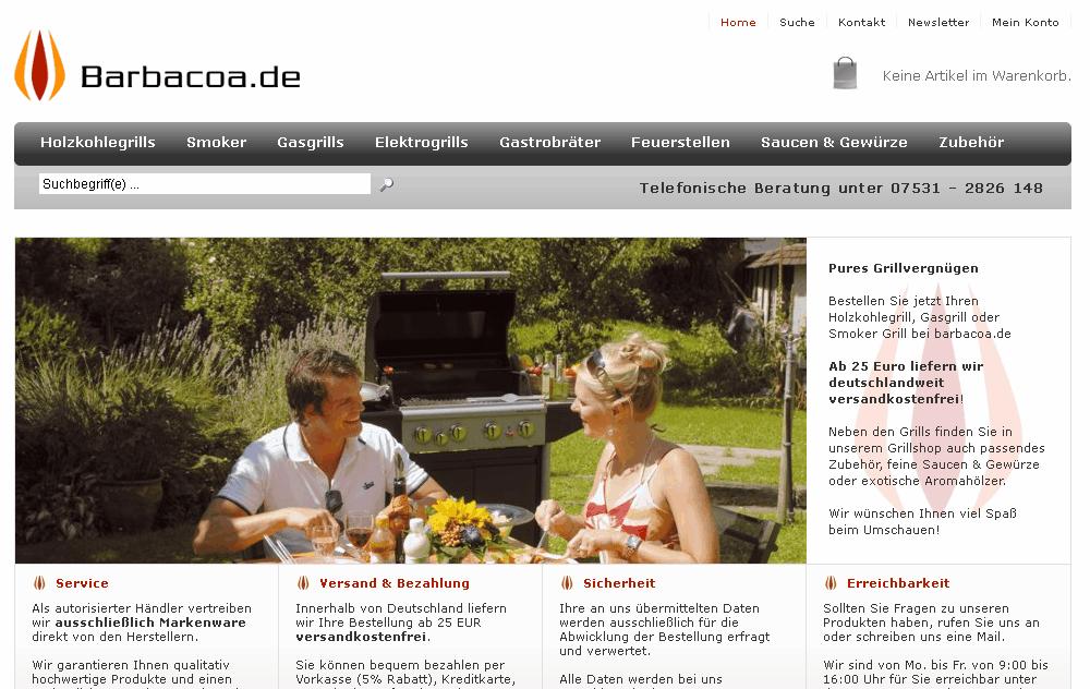 Barbacoa.de Gutschein