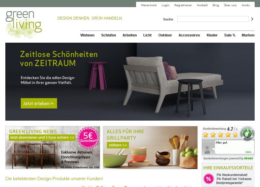 Greenliving-shop.de Gutschein