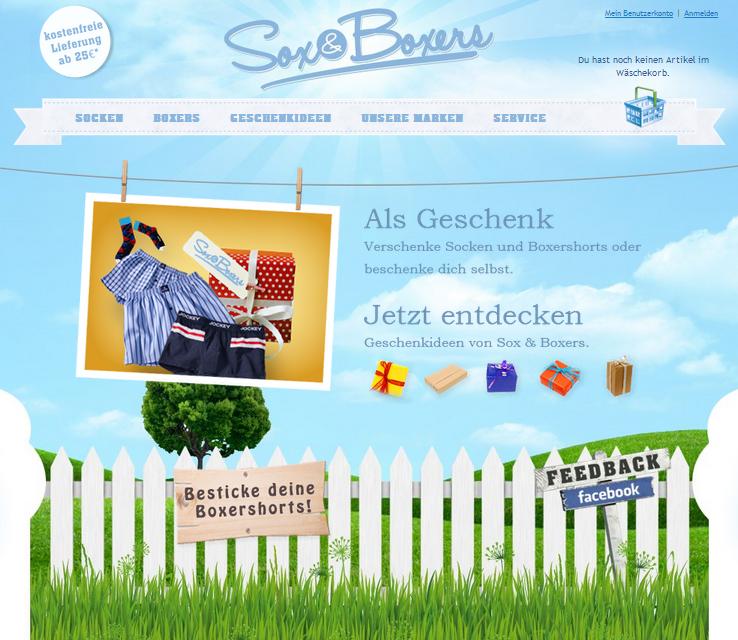sox-n-boxers.de Gutschein