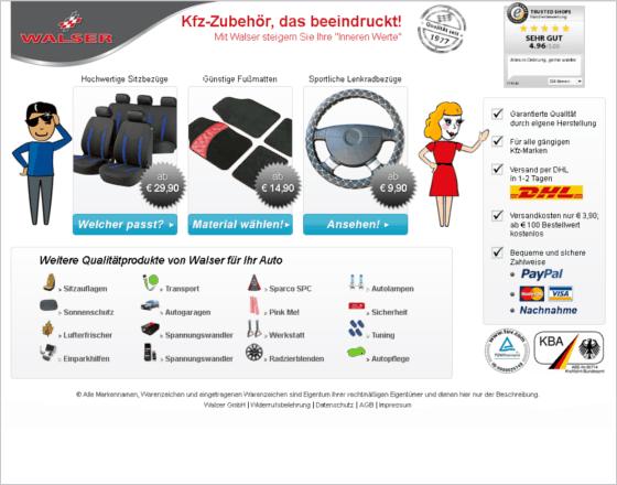 Walser-Shop.com Gutschein