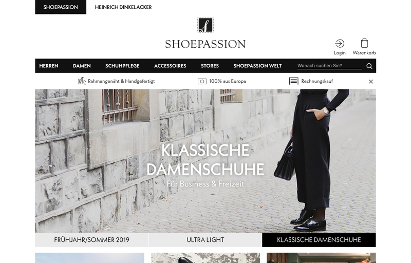Shoepassion Gutschein