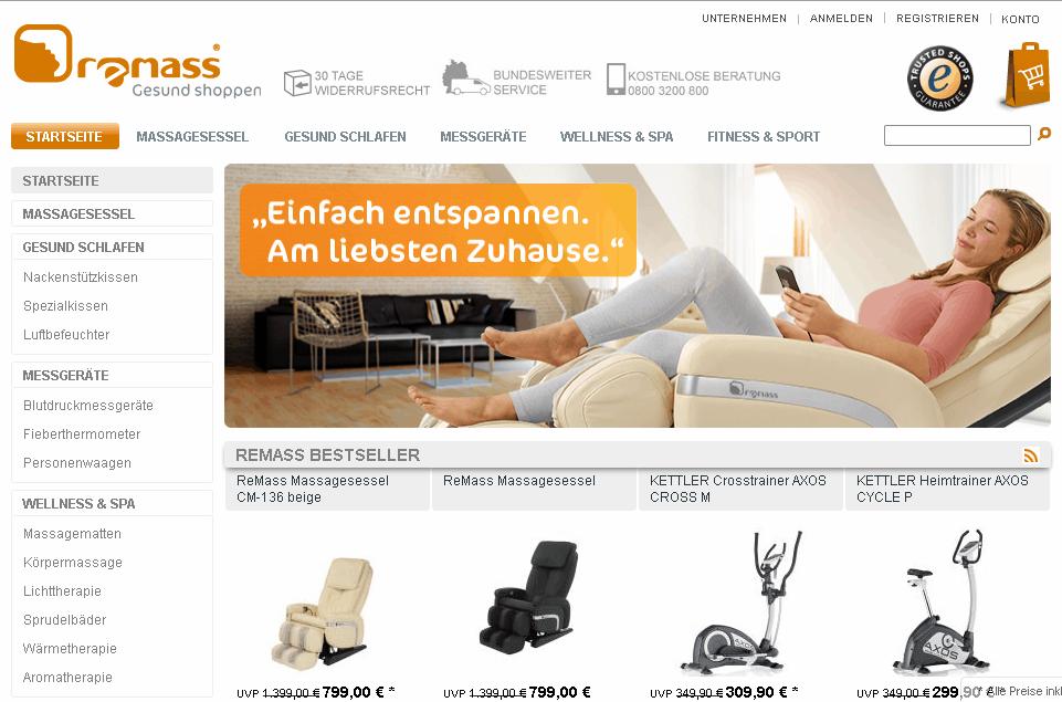 ReMass.de Gutschein