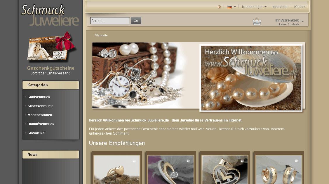 Schmuck-Juweliere.de Gutschein