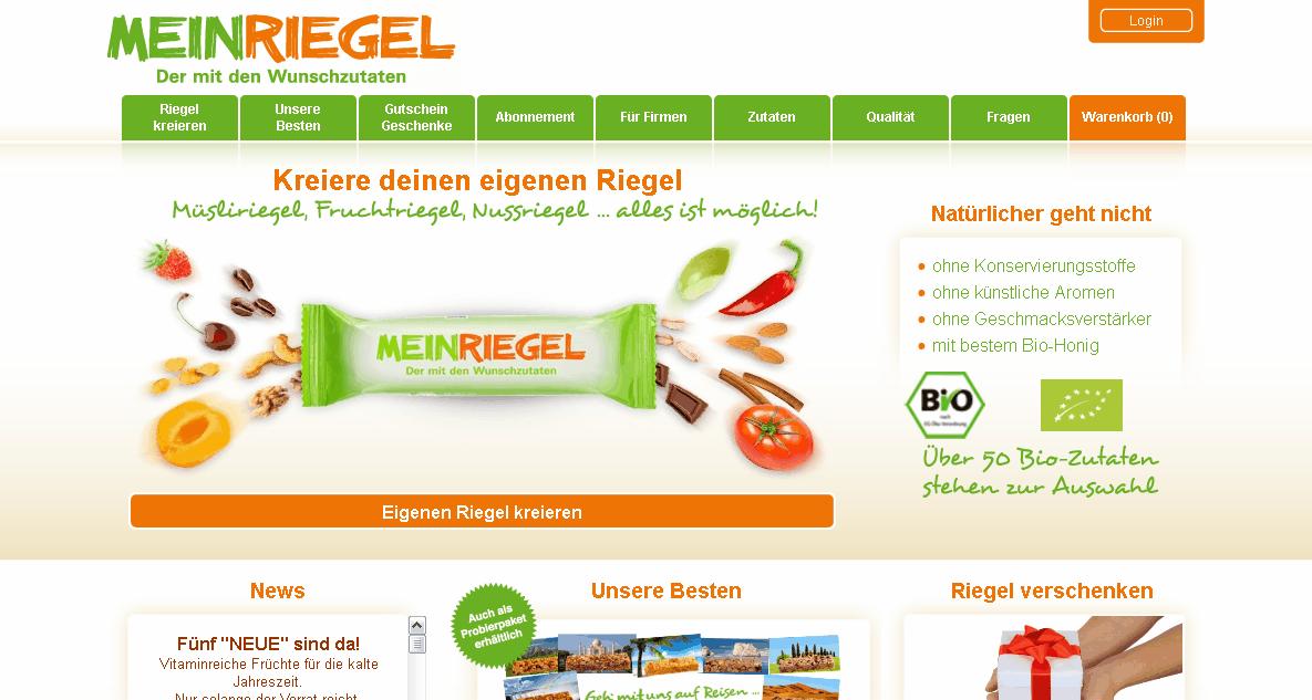 Meinriegel.de Gutschein