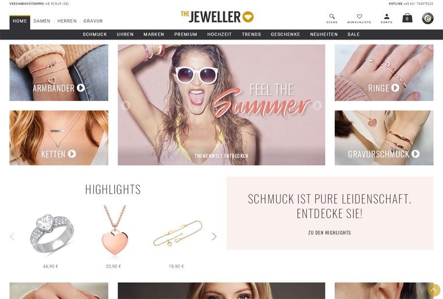 thejewellershop.com Gutschein