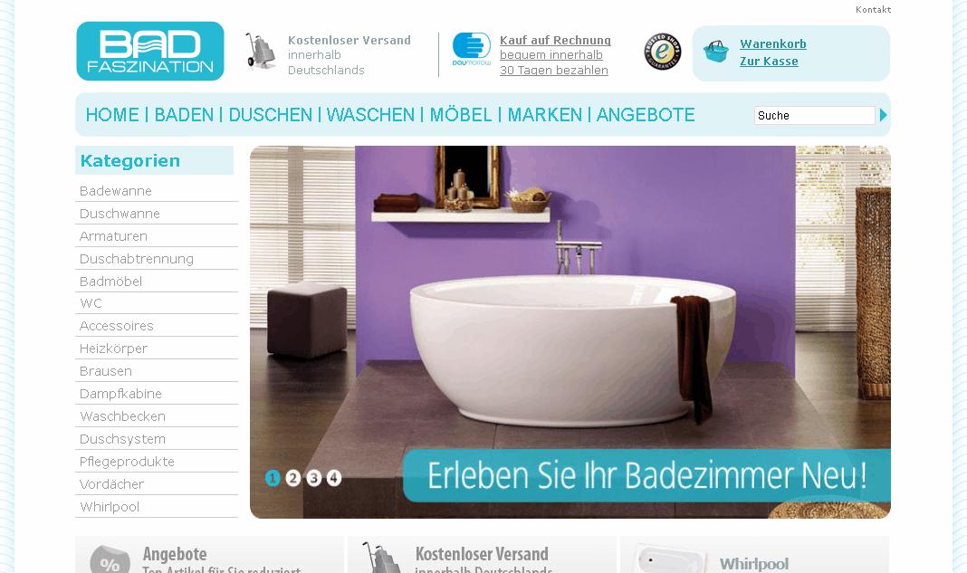 badfaszination.com Gutschein