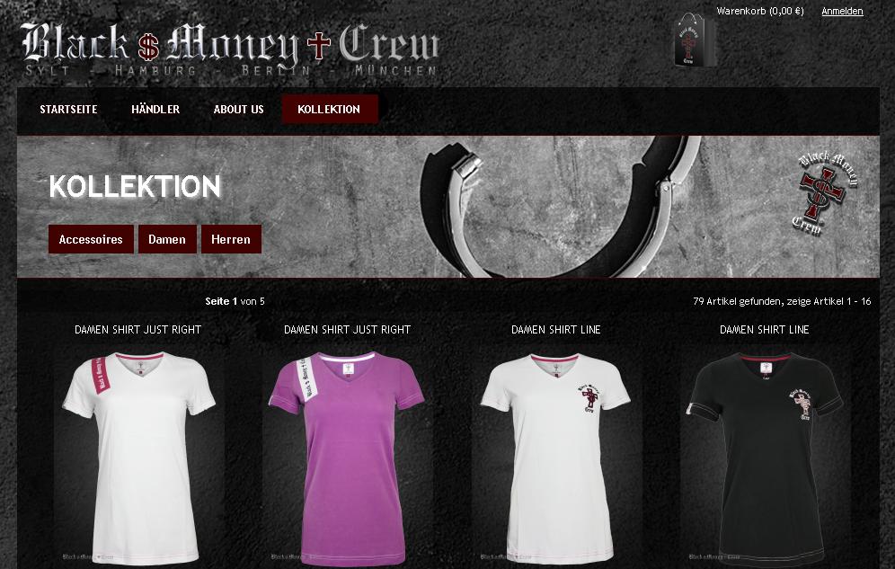 Black Money Crew Gutschein