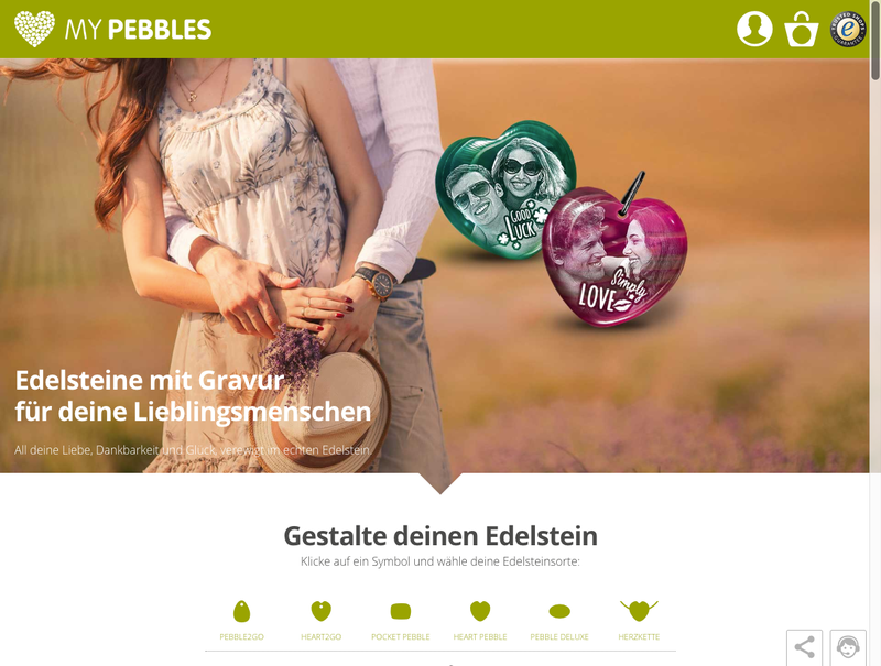 My-Pebbles Gutschein