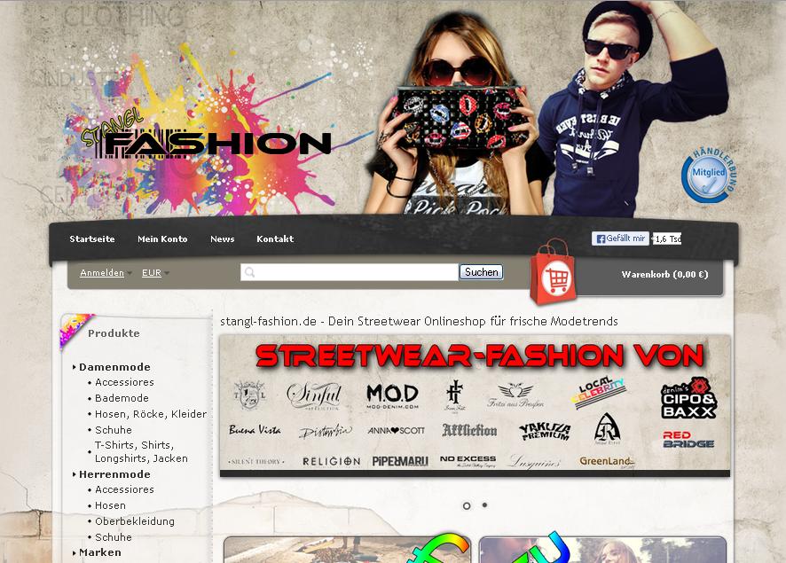 stangl-fashion.de Gutschein