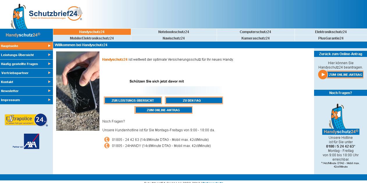 handyschutz24.de Gutschein