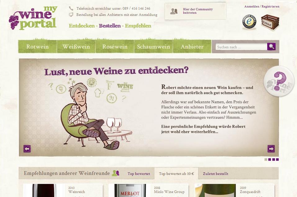 mywineportal.com Gutschein