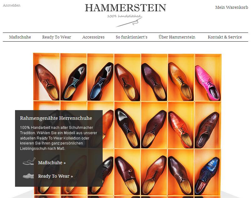 Hammerstein Gutschein
