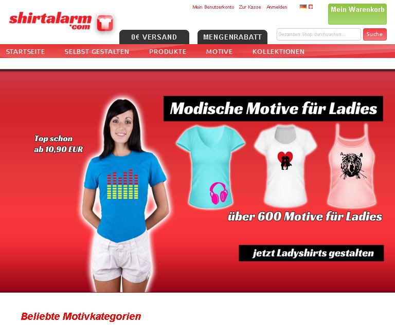 shirtalarm.com Gutschein