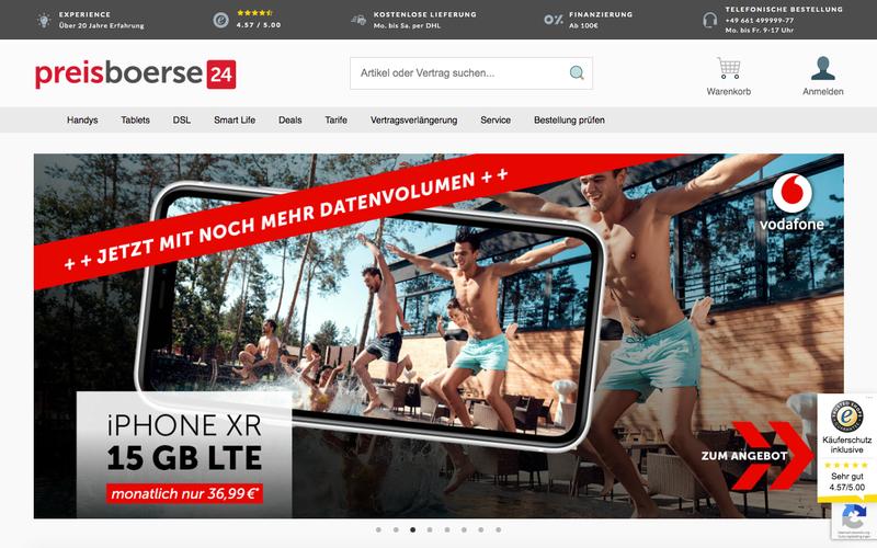 preisboerse24.de Gutschein