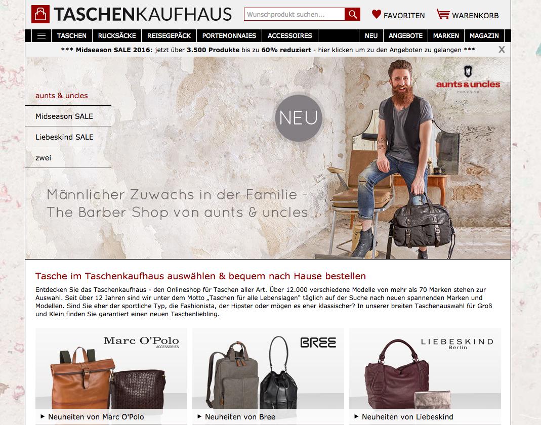 Taschenkaufhaus.de Gutschein