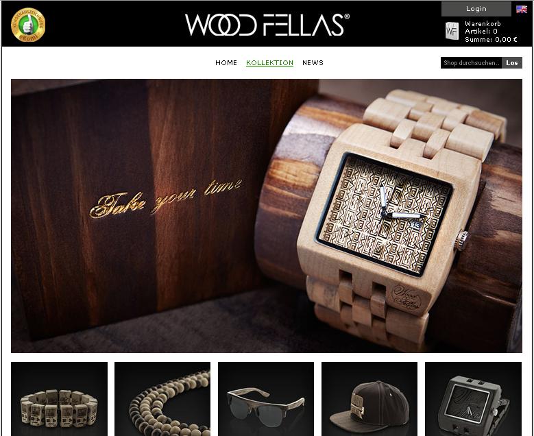 Wood Fellas Gutschein