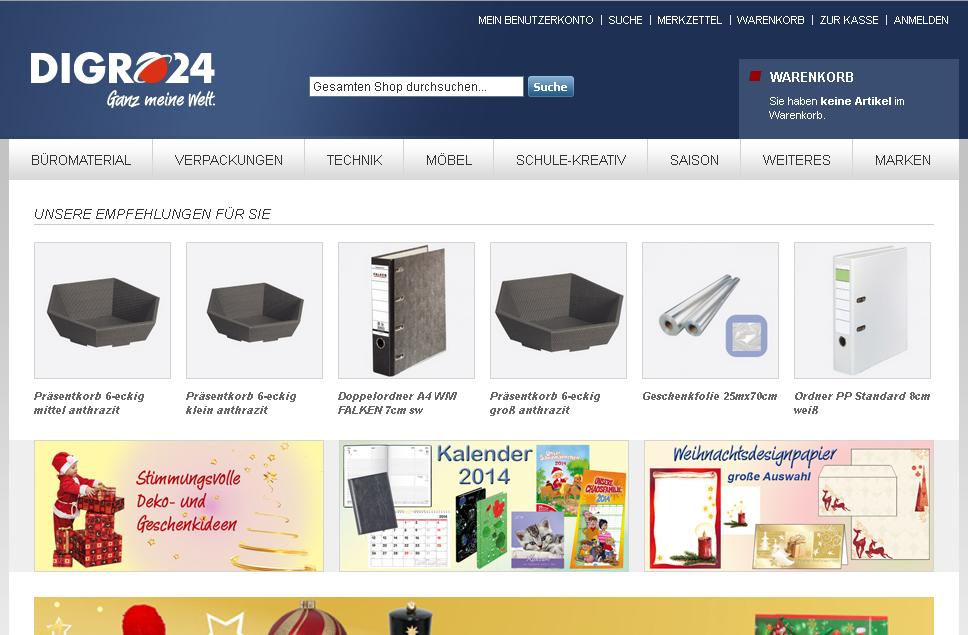 Digro24.de Gutschein