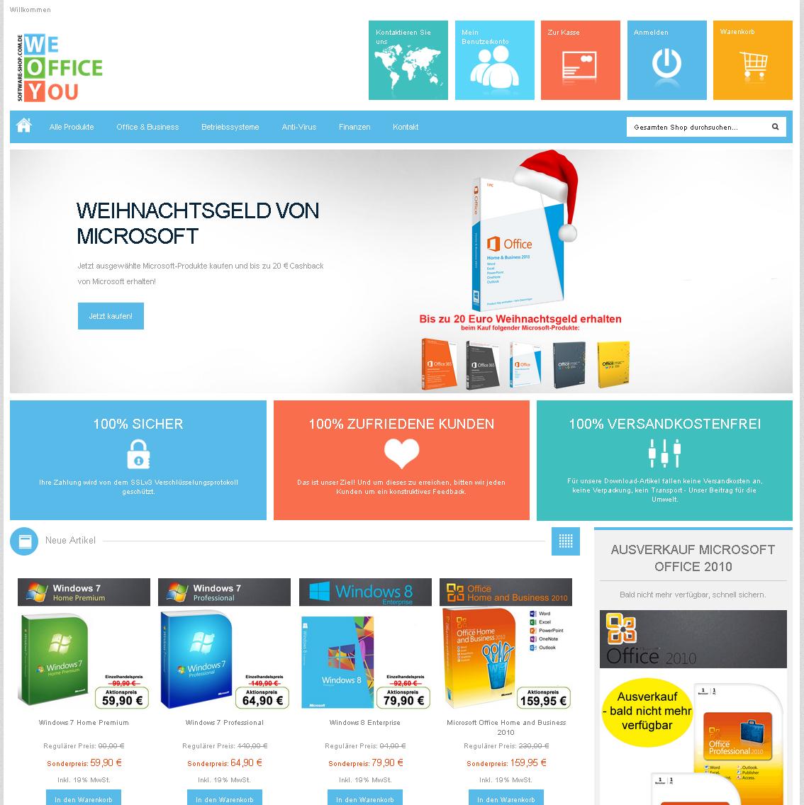 software-shop.com.de Gutschein