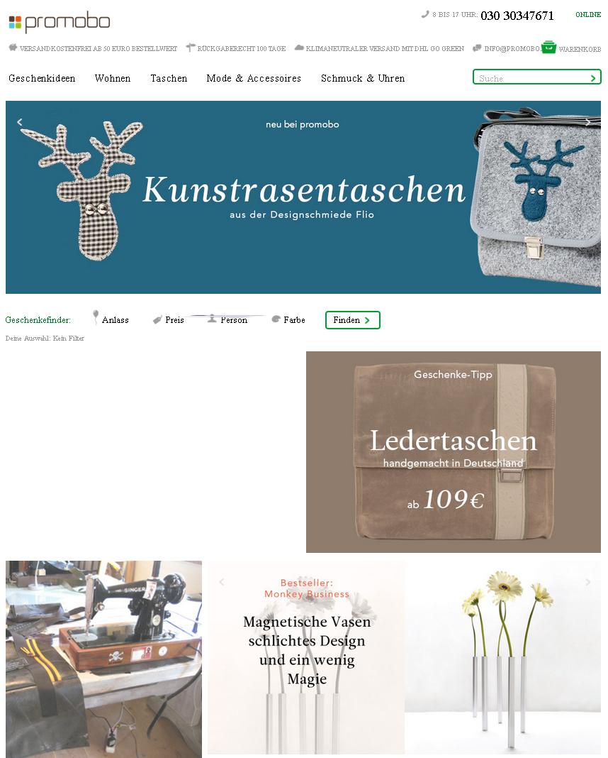 Promobo.de Gutschein
