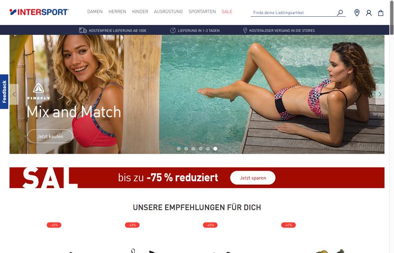 Intersport.de Gutschein