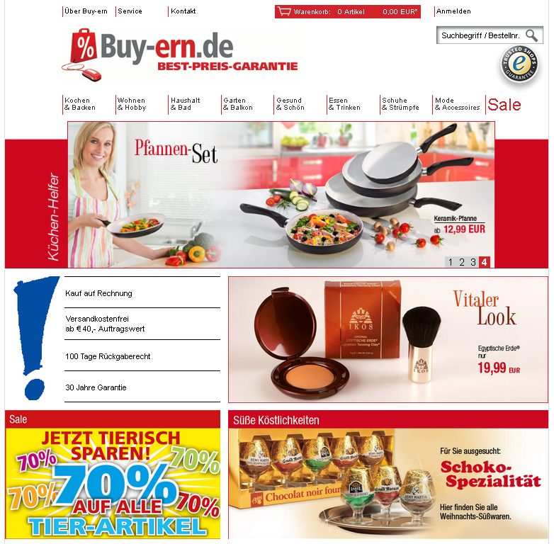 Buy-ern.de Gutschein