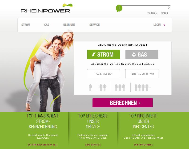 RheinPower Gutschein