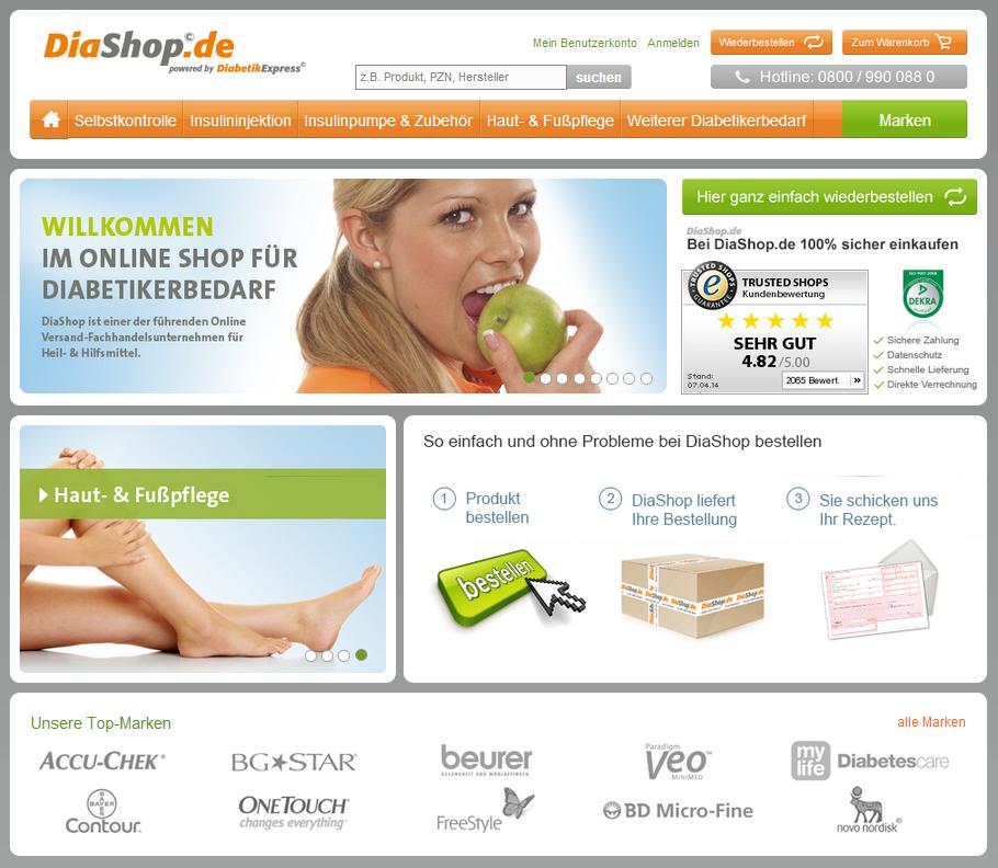 DiaShop.de Gutschein