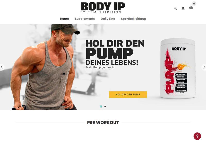 BODY IP Gutschein