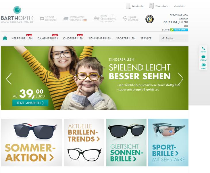 brille-kaufen.de Gutschein