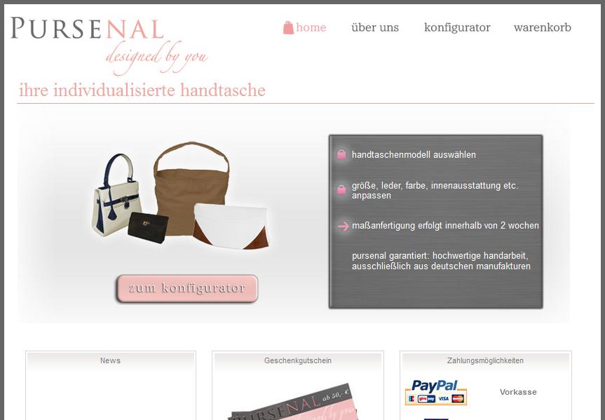 PURSENAL.de Gutschein