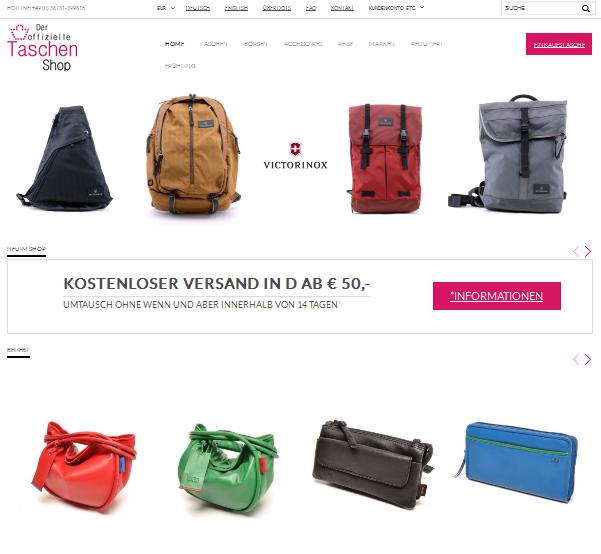 der-offizielle-taschen-shop.de Gutschein