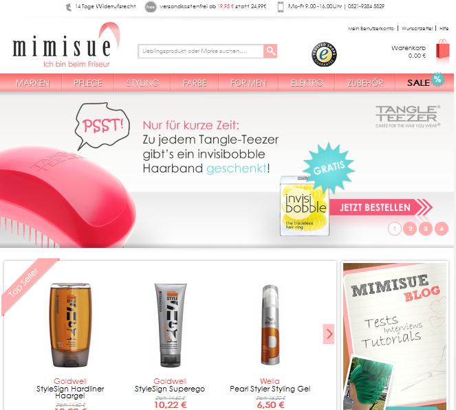 mimisue.de Gutschein