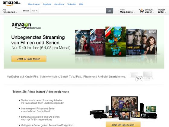 Amazon Prime Testmitgliedschaft Gutschein