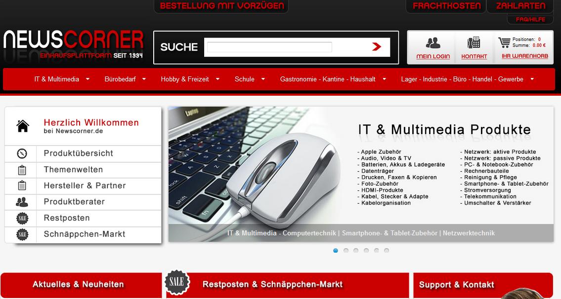 Newscorner.de Gutschein