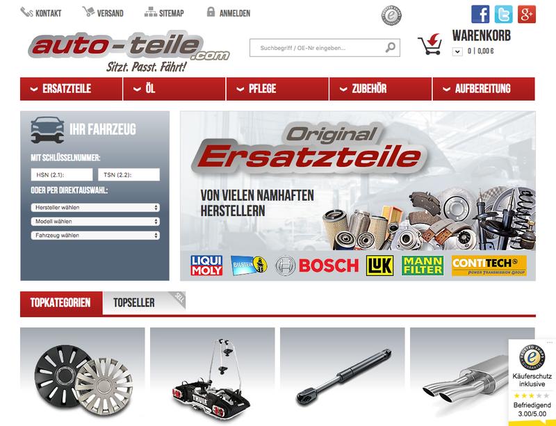Auto-Teile.com Gutschein