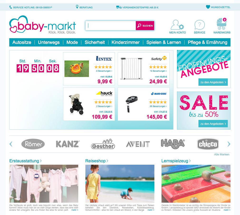 baby-markt.at Gutschein