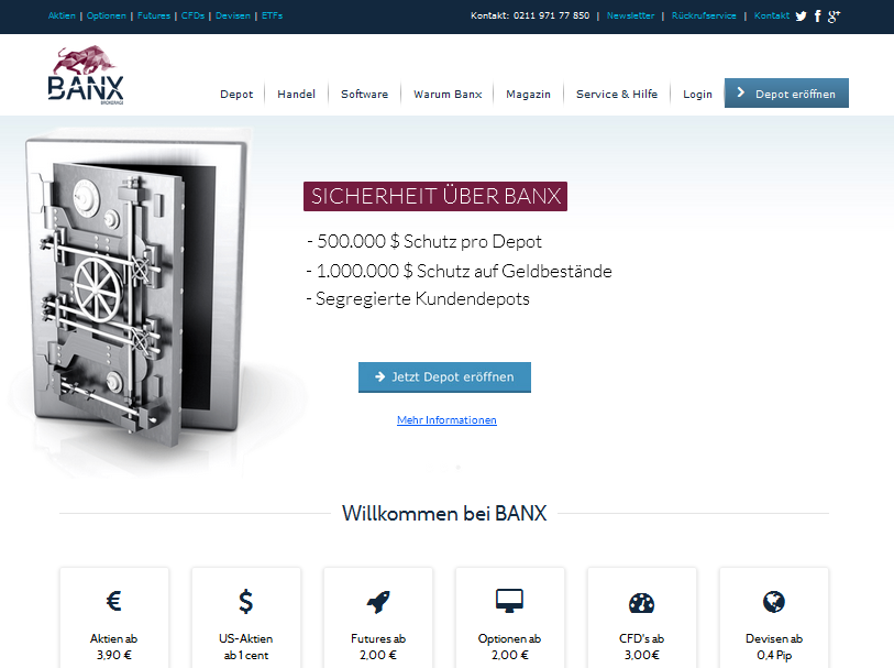 BANX Gutschein