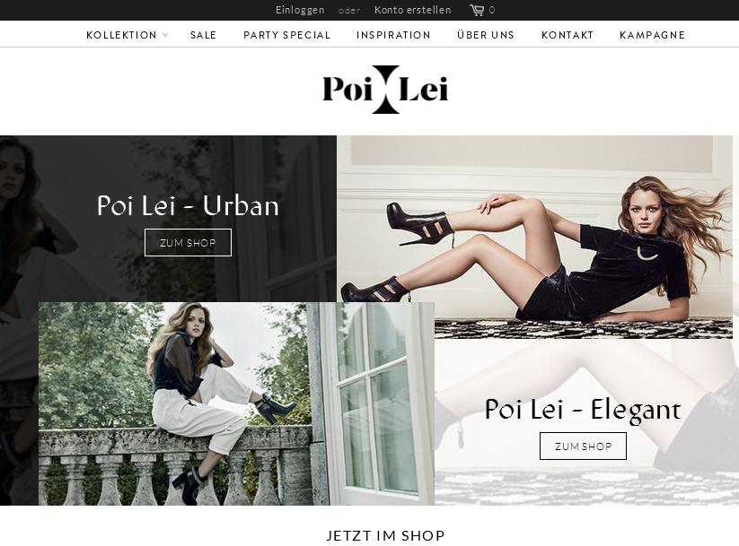 Poilei.com Gutschein