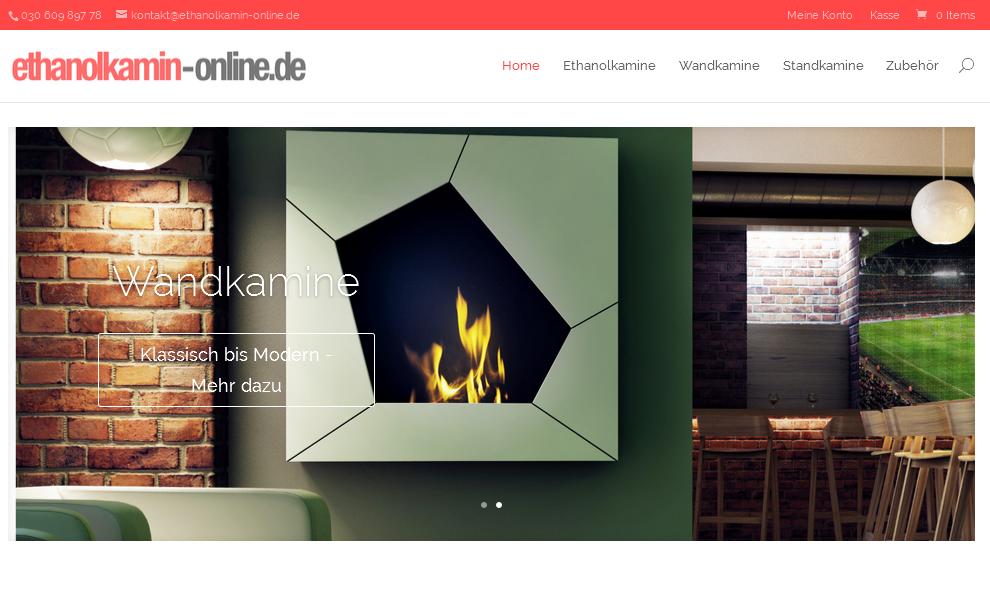 ethanolkamin-online.de Gutschein