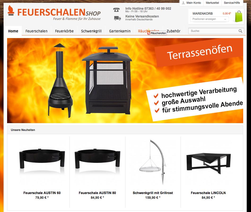 Feuerschalen-Shop.de Gutschein