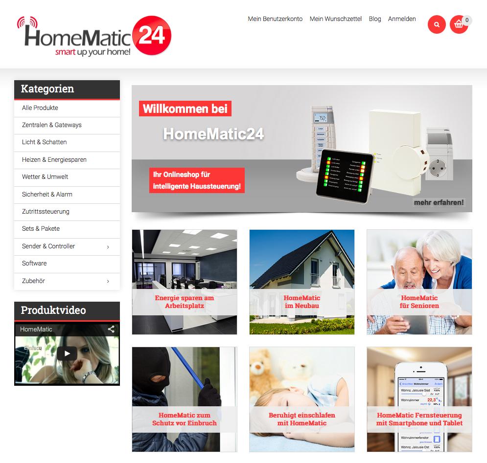 HomeMatic24 Gutschein