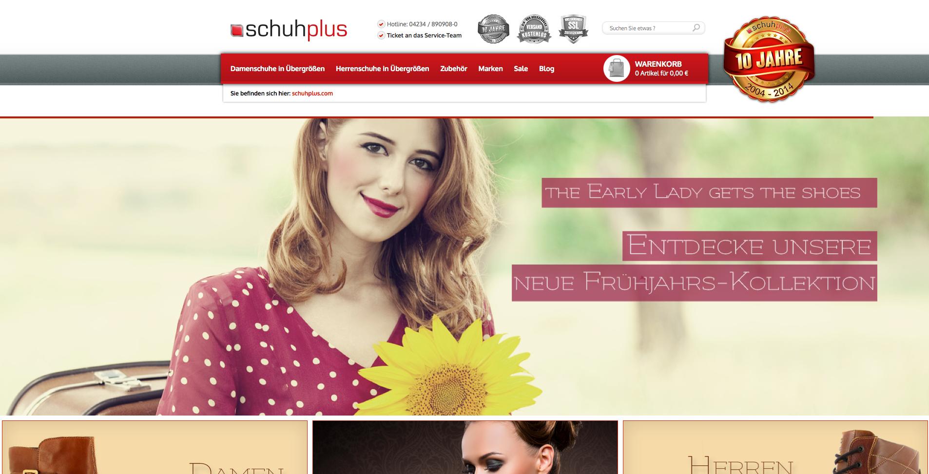 schuhplus Gutschein