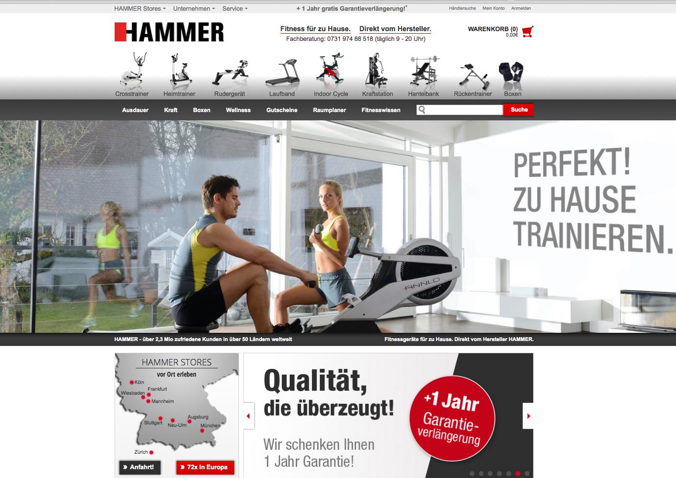 Hammer.de Gutschein