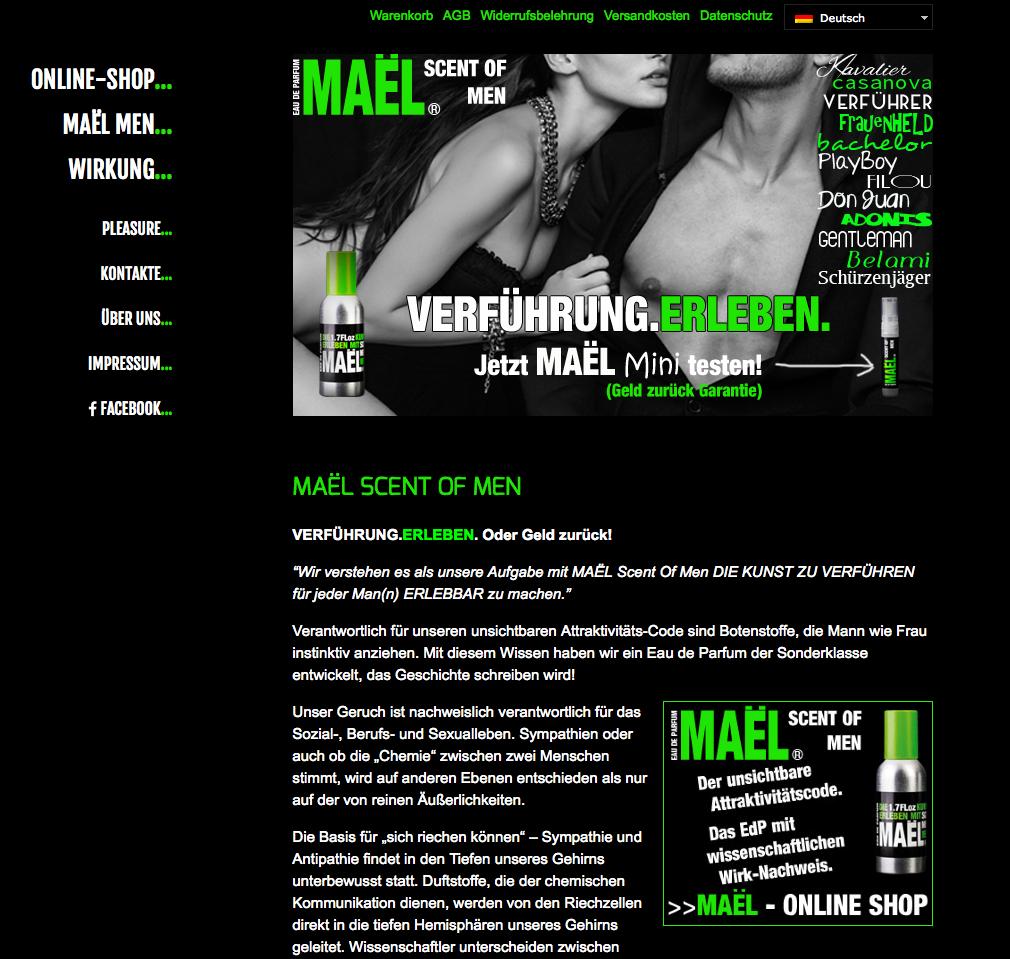 mael-scentofmen.com Gutschein
