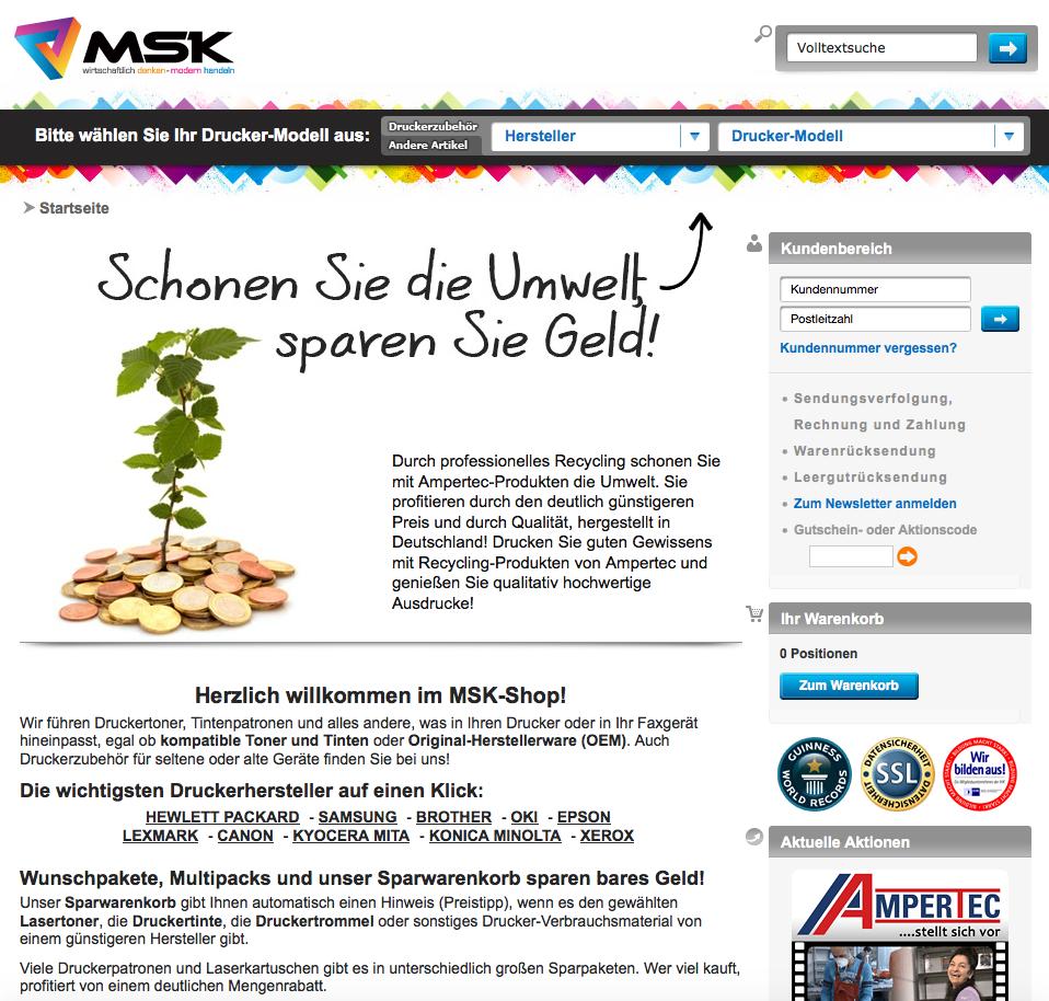 MSKnet.de Gutschein