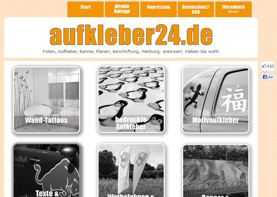 Aufkleber24.de Gutschein