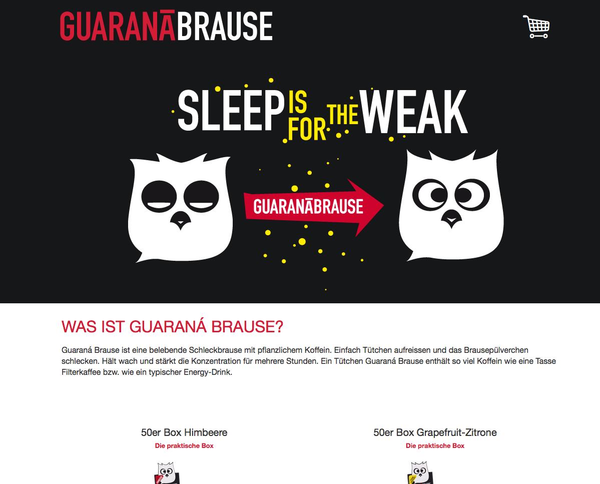 Guarana Brause Gutschein
