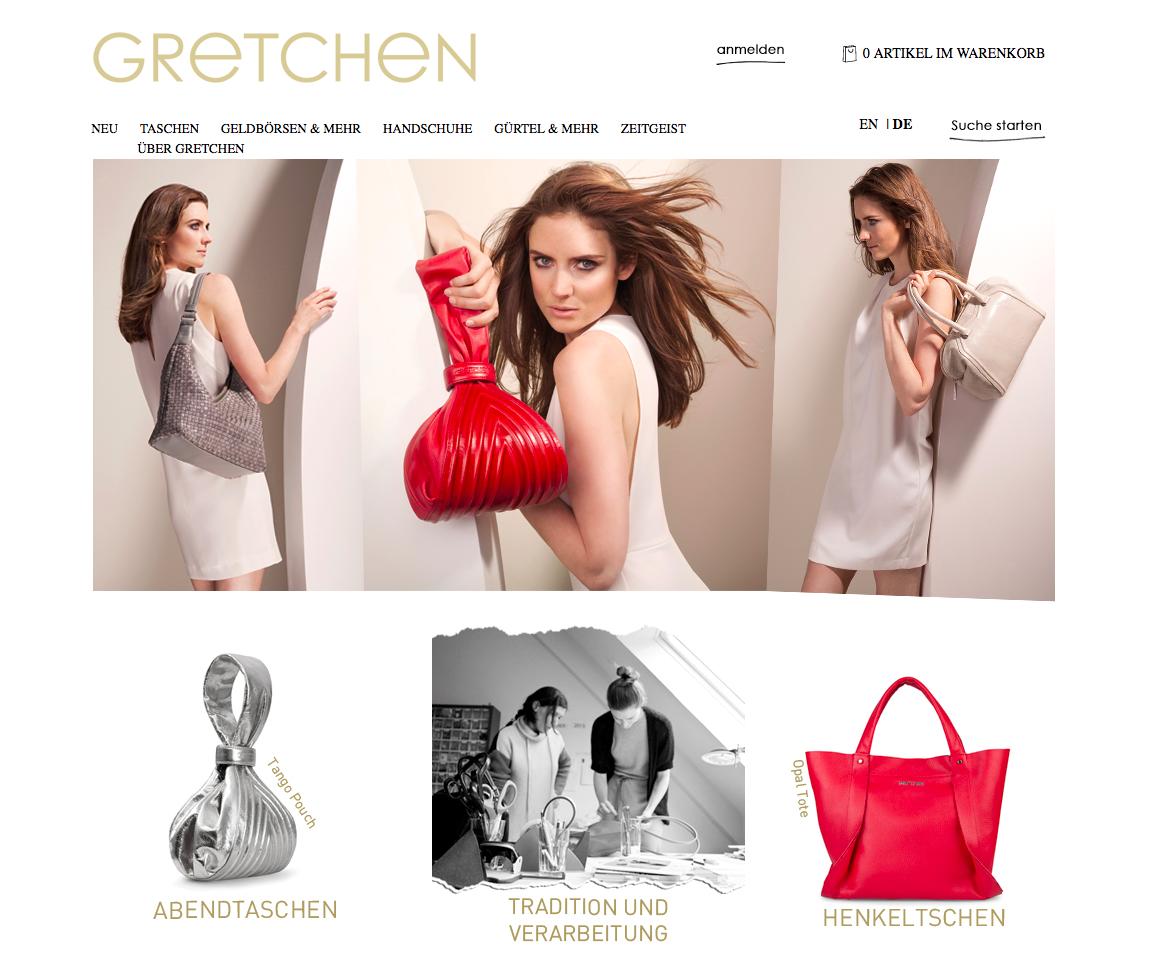 mygretchen.com Gutschein